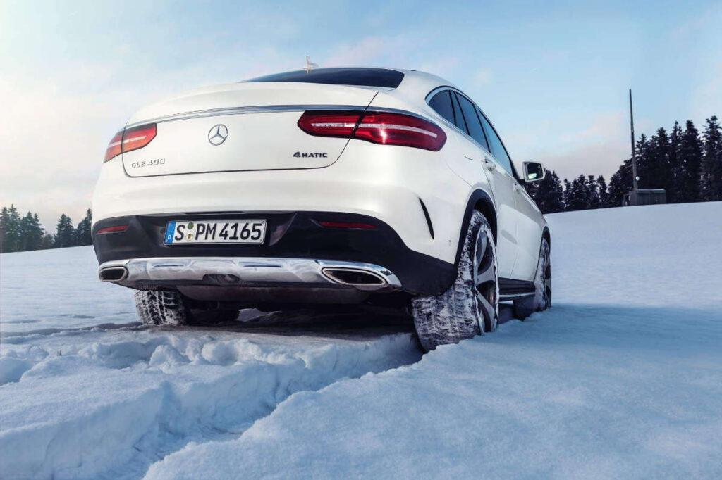 coches para ir a la nieve