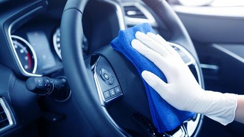 desinfecta tu coche