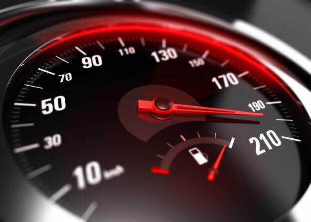 Multas por exceso de velocidad