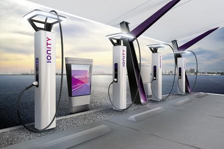 ionity carga vehiculo electrico