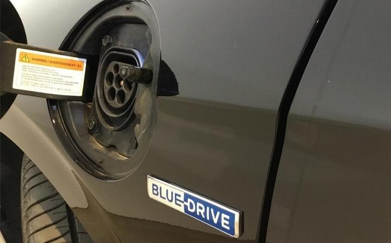 coches electricos seminuevos