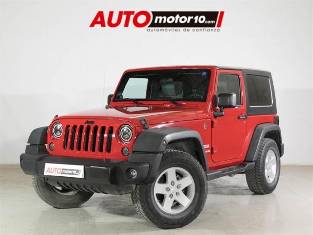 jeep coches de ocasión