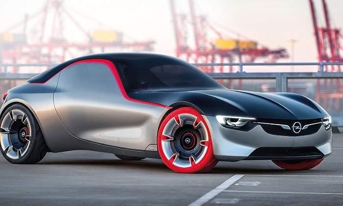 Opel automotor