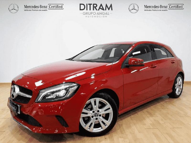 Mercedes-Benz Clase A ocasión