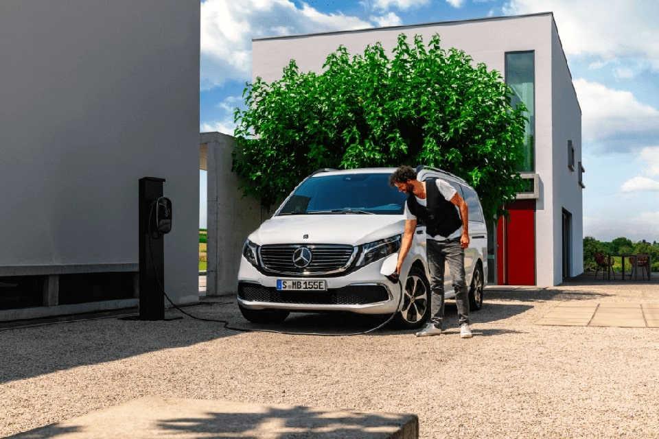 EQV Mercedes-Benz