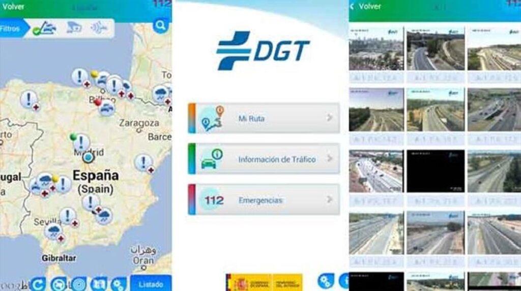 La DGT lanza una nueva aplicación en el móvil