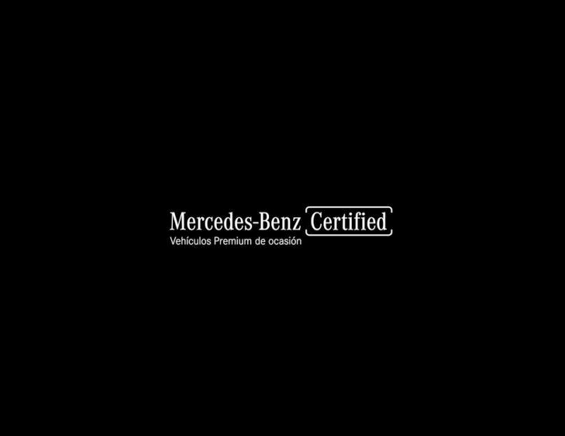logo mercedes certified