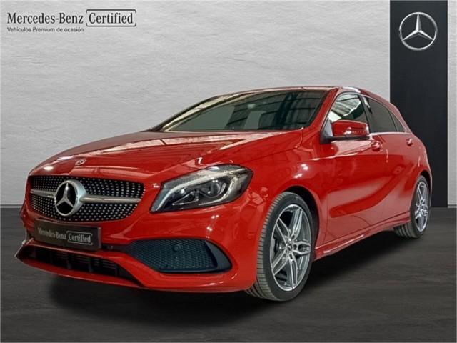 Mercedes clase A 180d 8g dct