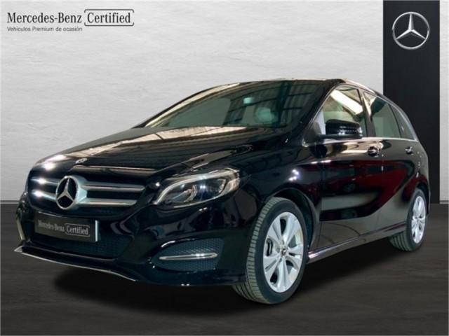 Mercedes clase b 180d 7g dct