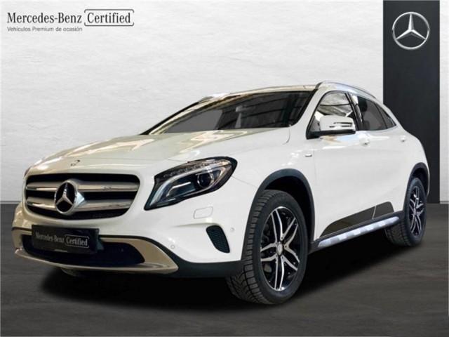 Mercedes clase gla 180 urban