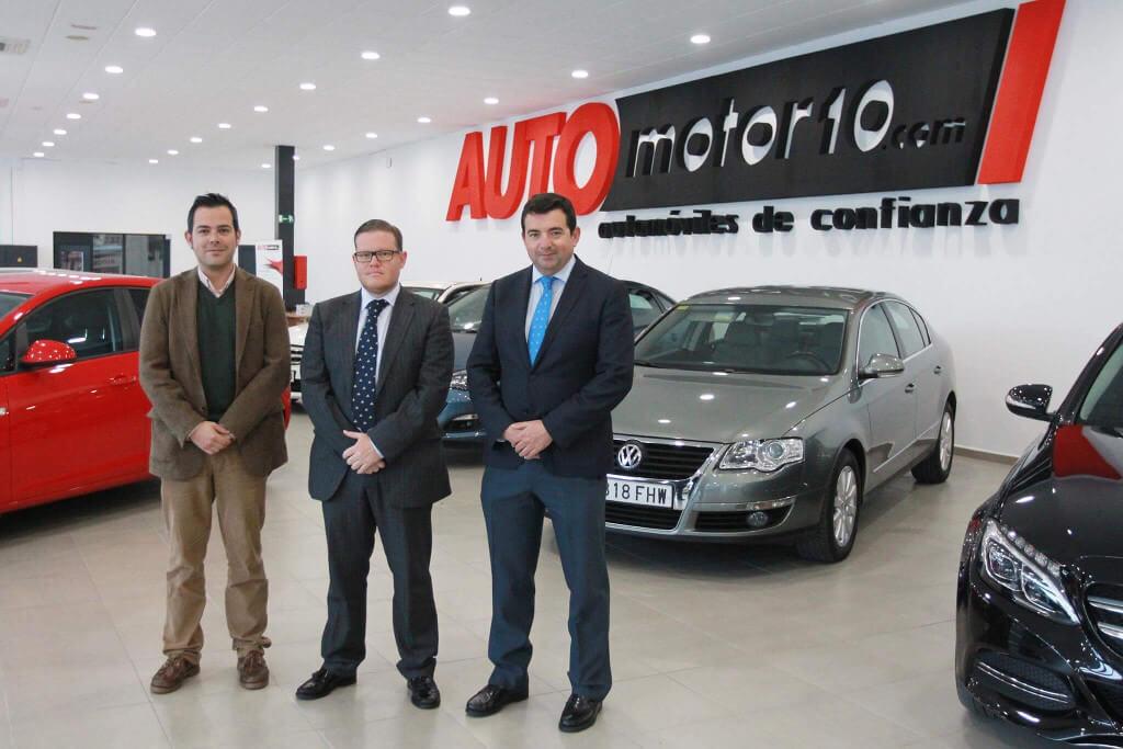 directiva automotor10 en Jerez