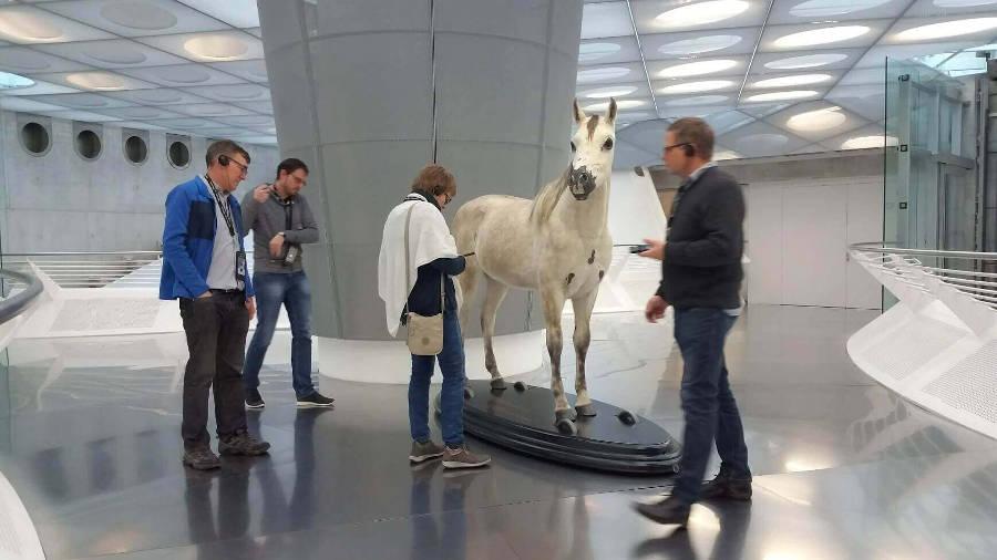 Museo Mercedes Sttutgart