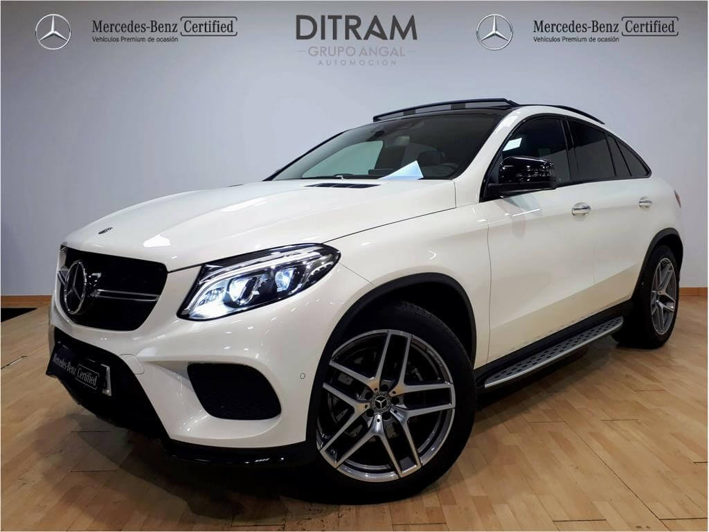 Mercedes-Benz GLE Coupe ocasion