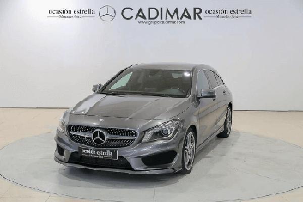 Mercedes-Benz Clase CLA Shooting Brake 200CDI AMG Line 7G-DCT