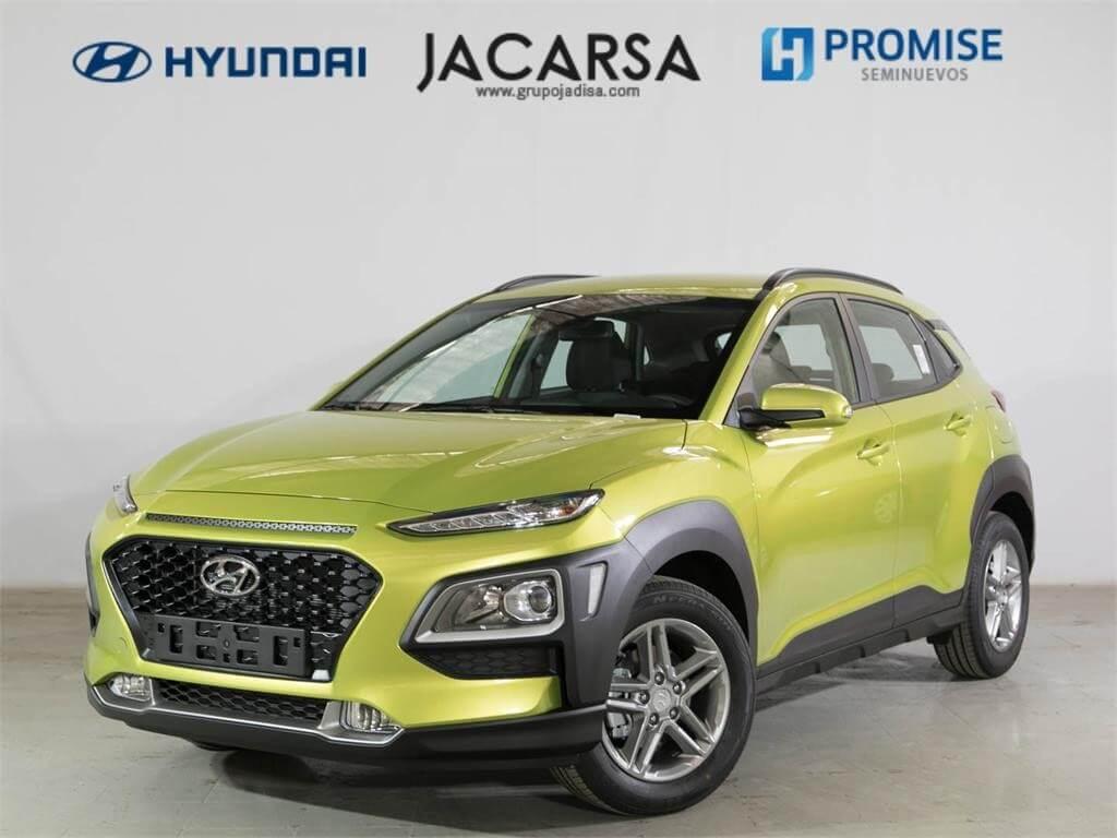 Hyundai Kona segunda mano
