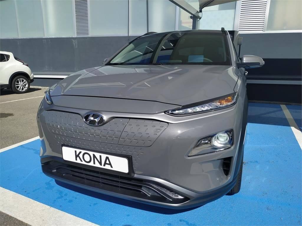 Hyundai Kona eléctrico ocasión