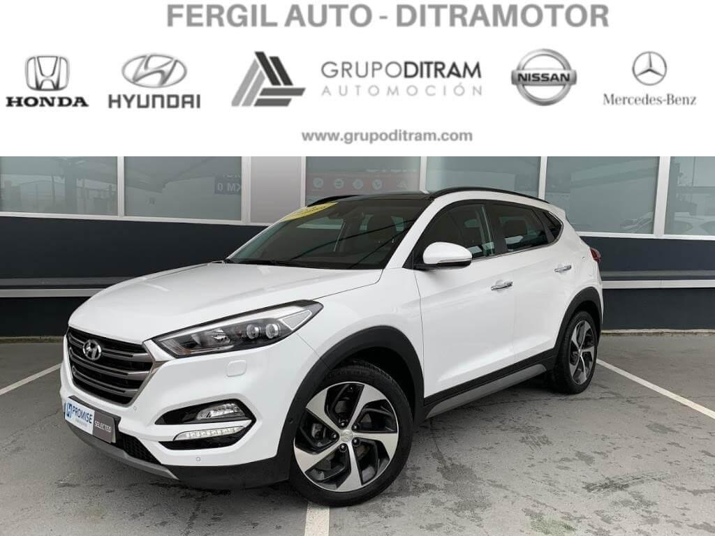 Hyundai Tucson Ocasión