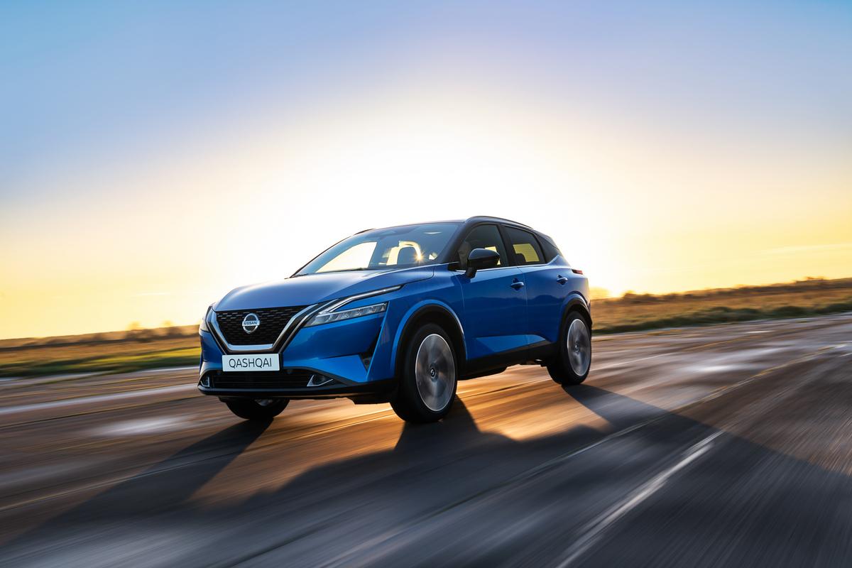 Nissan Qashqai: líder en ventas