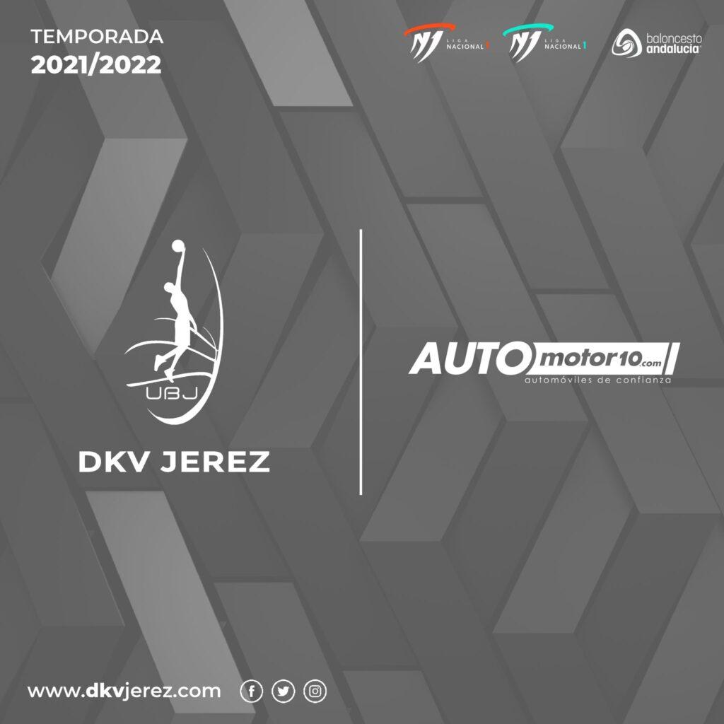 Automotor10 y  DKV Jerez Baloncesto